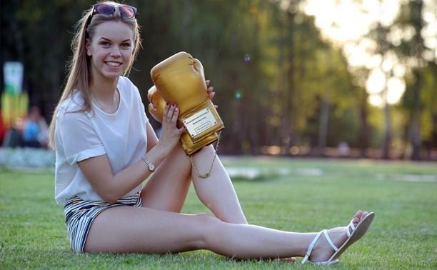 Тулячка Инна Жданова стала самой сильной и стильной спортсменкой