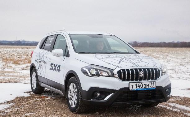 Тест-драйв нового Suzuki SX4: уже в Туле!