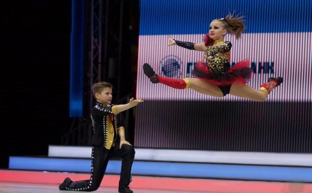 Туляки выступили в финале первенства Европы по акробатическому рок-н-роллу