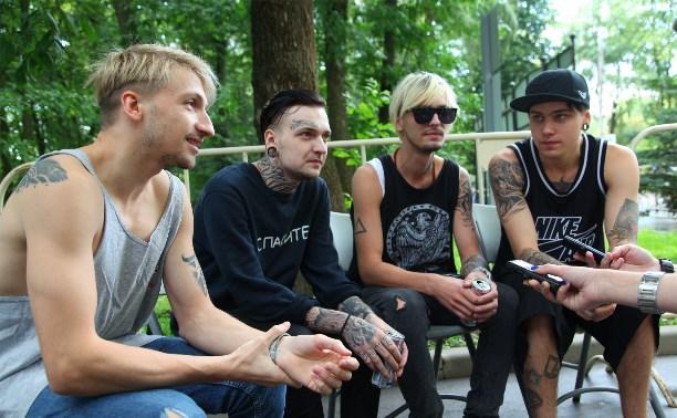 Группа «Нервы»: Мы не считаем себя знаменитыми