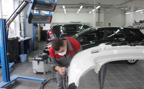 Как легко оценить в Туле размер ущерба автомобиля при аварии