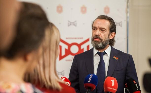 Владимир Машков: «Актер — самая незащищенная профессия!»