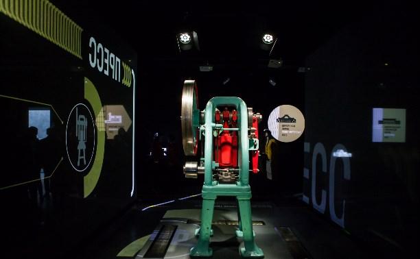 Музей станка: заводская эстетика, мультимедиа и конвейер Генри Форда