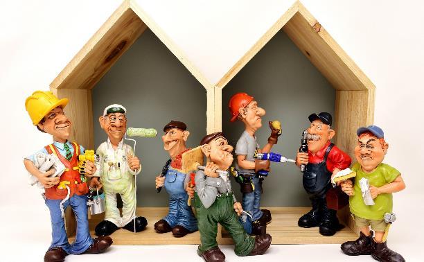 Делаем ремонт в доме или квартире: обои, электропроводка, натяжные потолки, двери