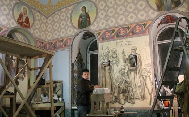 Профессия – иконописец: как рождаются иконы