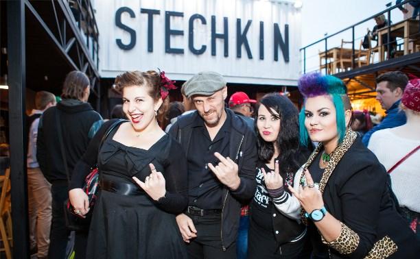 Fifty/Fifty Fest в STECHKIN: Ударили ретро по осенней депрессии!