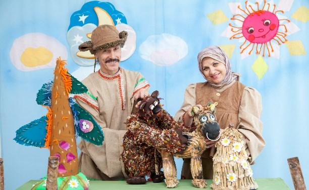 Тульские театры  открывают сезон: Лисистрата, Левша и Аладдин!