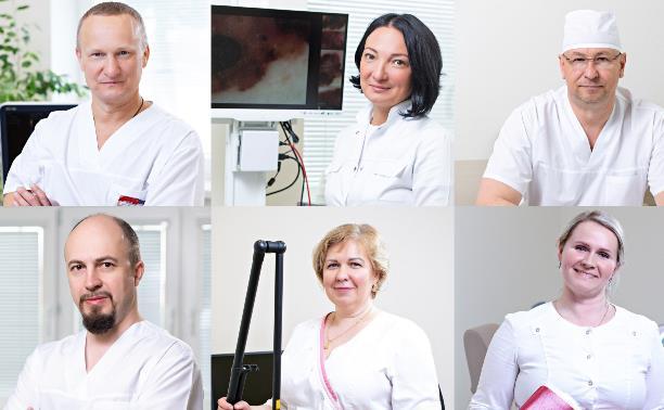 Врачи Тульского центра диагностики и лечения о том, как пережить лето и сохранить здоровье