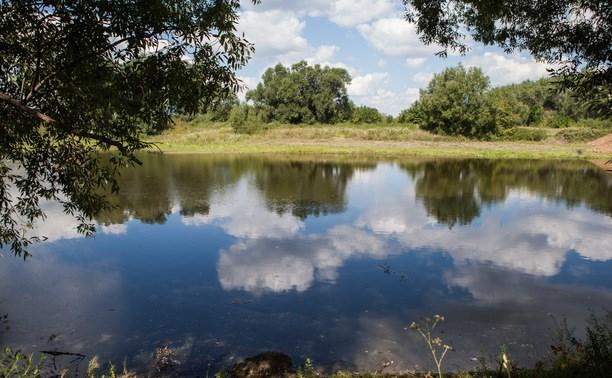 Тульский «Байкал» в надежных руках: судьбу сельского пруда решила 16-летняя девушка