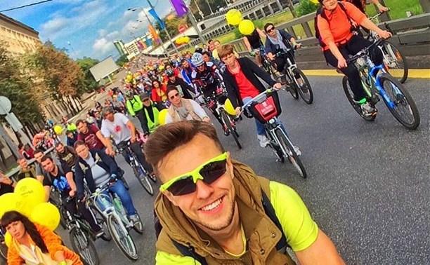 Денис Ворошнин: Хочу посадить всю Тулу на велосипеды!