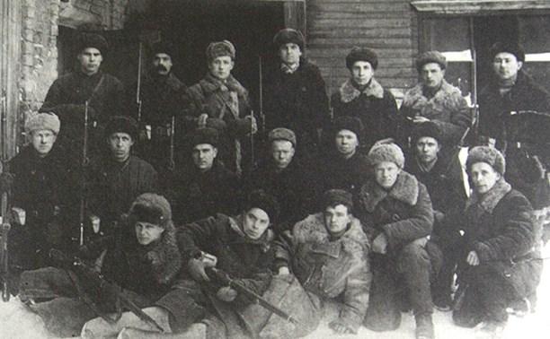 Тульский рабочий полк