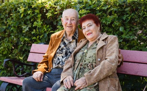Валерий и Антонина Большаковы: «Вся наша жизнь — любовь!»