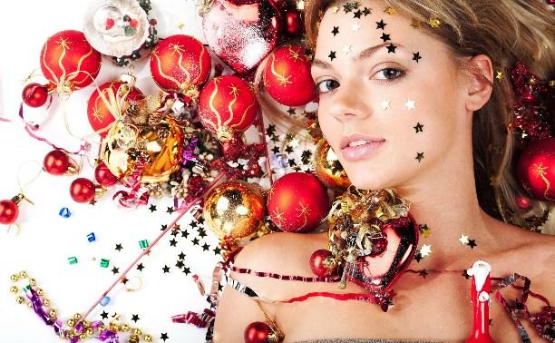 Красота к новогодним праздникам