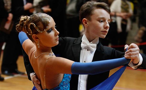 В Туле определили лучших танцоров Кубка «Эдельвейс – 2014»