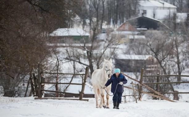 Фоторепортаж Myslo: Зимняя сказка по-тульски