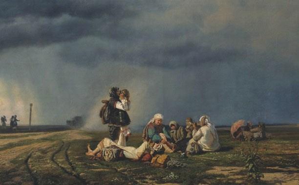 «Неизвестные истории музейных шедевров»: «Тульский след» на знаменитой картине