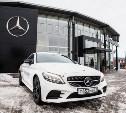Тест-драйв Mercedes-Benz C-класс купе: за гранью фантастики