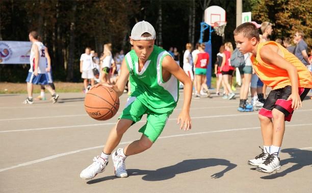 Физкульт-привет влюбленным в спорт