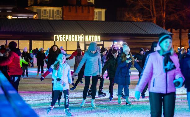 Обзор Myslo: Где в Туле покататься на коньках