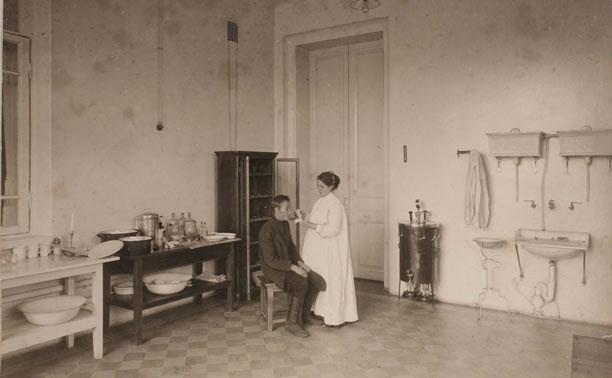 Как работала первая тульская скорая помощь 100 лет назад