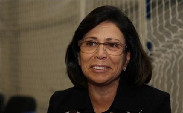 Ирина Роднина в Туле: «Спорт – это барьер между ребёнком и дурными привычками»