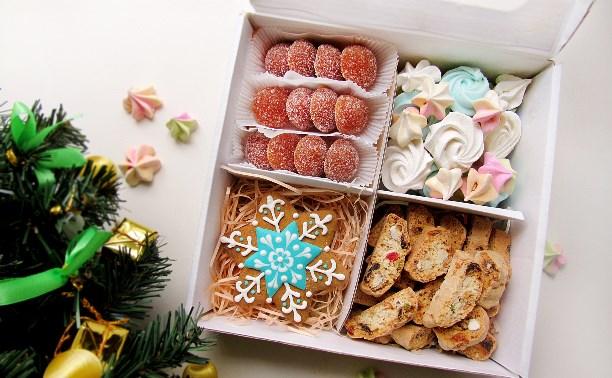 Новый год со вкусом: выбираем сладкие подарки от тульских производителей