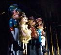 Закулисье Тульского театра кукол