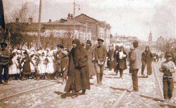 100 лет революции: провокаторы
