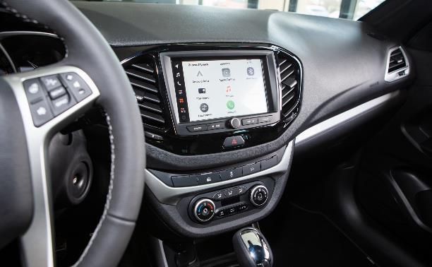 Новая LADA Vesta – автомобиль-гаджет!