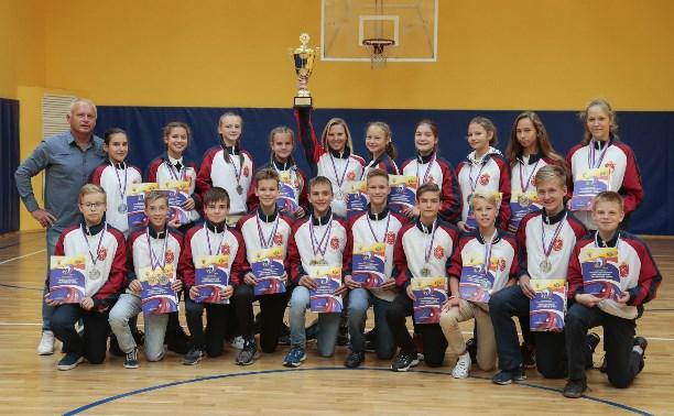 Как юные туляки завоевали серебро на Президентских спортивных играх