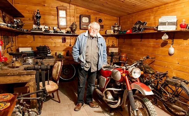 Мотомузей в Туле: Королевство «железных коней»