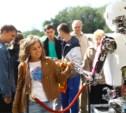 IT-фестиваль в Туле: разговоры с роботом и измерение силы мысли