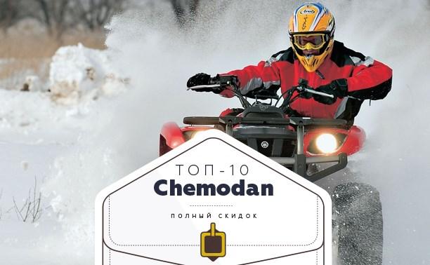 Топ-10 от «Чемодан»: автошкола, домашние пряники и ремонт телефонов