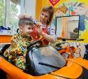 Идём с ребёнком к детскому парикмахеру