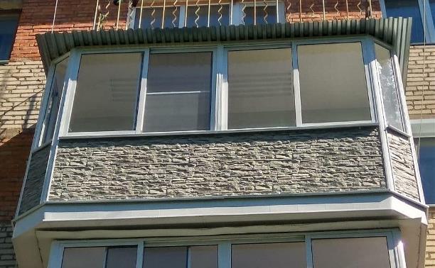 Балкон как искусство от тульской компании «Мастер балконов»: качественно и в срок