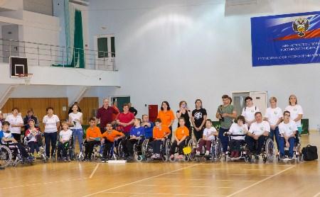 В Тульской области прошел Всероссйиский чемпионат по бочча