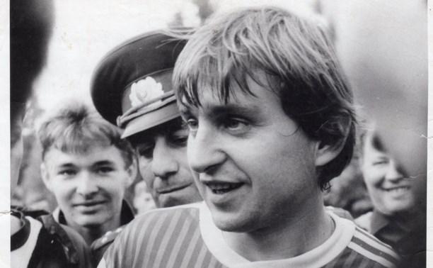 Фёдор Черенков – народный футболист России