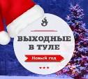 Выходные в Туле: Новый год