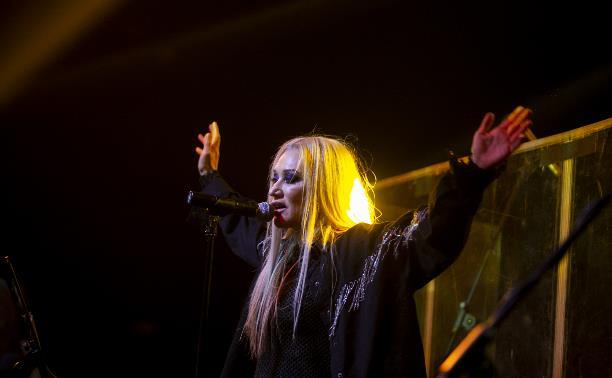 Певица Линда в Туле: «Даже смешно, какой я была раньше»