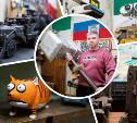 Робот Захар, мультяшки и необычная мебель: тульский мастер создает деревянные шедевры