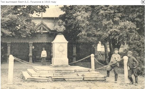 Жизнь и приключения памятника Пушкину в Туле