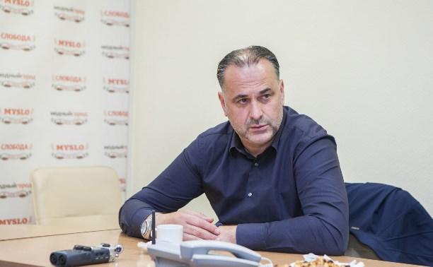 Миодраг Божович: о Туле, суевериях, будущем «Арсенала» и русском языке