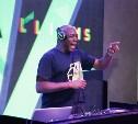 DJ Stan Williams раскачал тульский «Пряник»