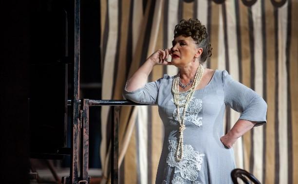 Актриса Тульского театра драмы Наталья Савченко: «В театре я играю… джаз!»