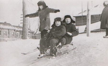 Зимние праздники нашего детства