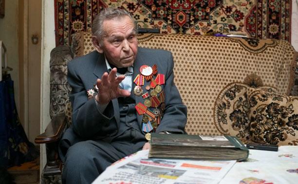 Ветеран Борис Голубых: Когда тебе всего восемнадцать, война не кажется такой страшной...