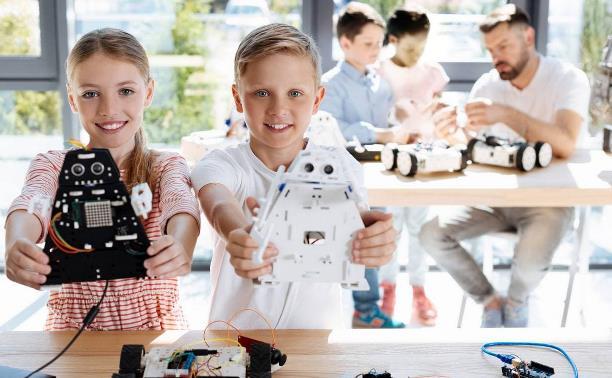 Увлечение детей гаджетами может быть полезным: Академия РУБИКОН объявляет набор студентов