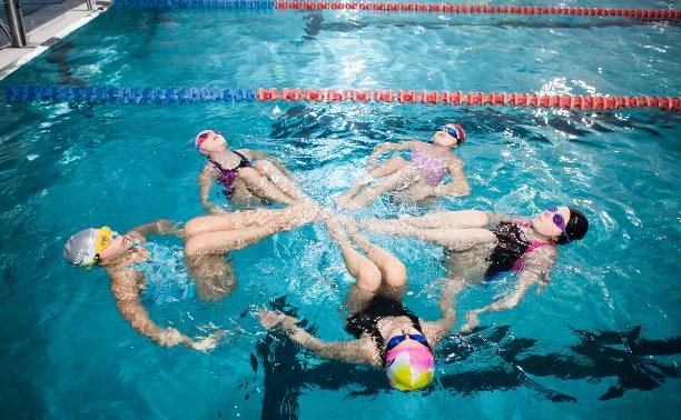 В Туле появилось синхронное плавание!