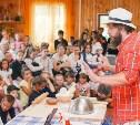 Фестиваль «Бабушкин сад» – искусство для всех