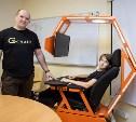 G-chair: Тульский изобретатель создал кресло будущего